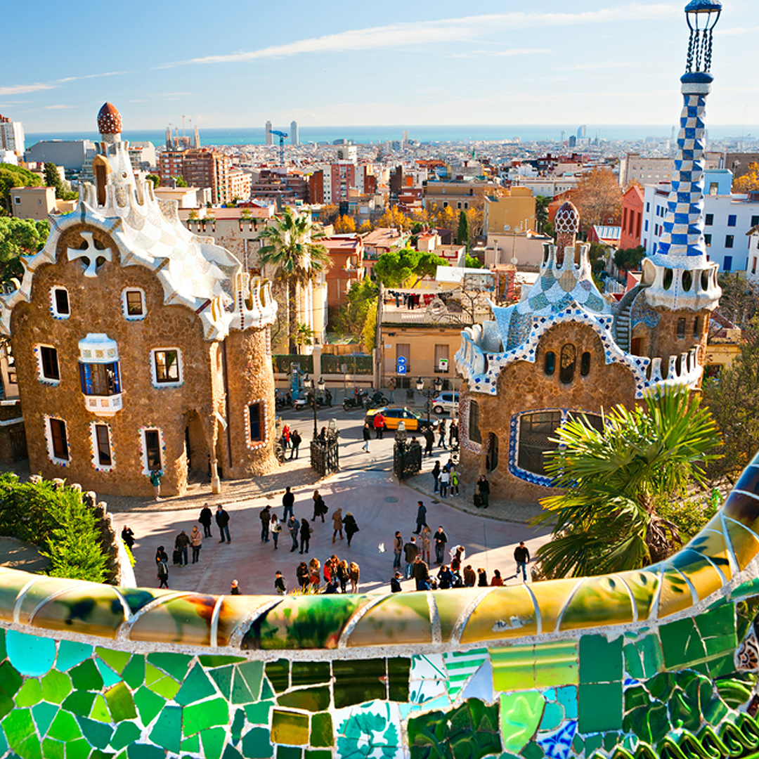 Explore Spain: Barcelona