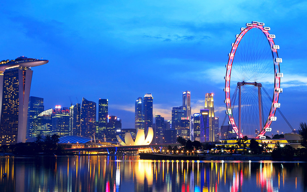 Singapore Grand Prix: Explore Singapore