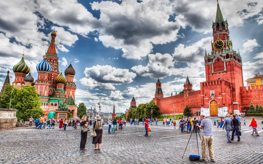 2018 FIFA World Cup Russia™ Moscow Travel Guide