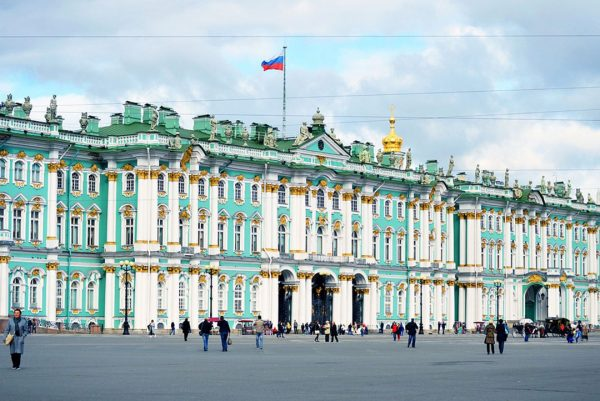 Guide to St Petersburg
