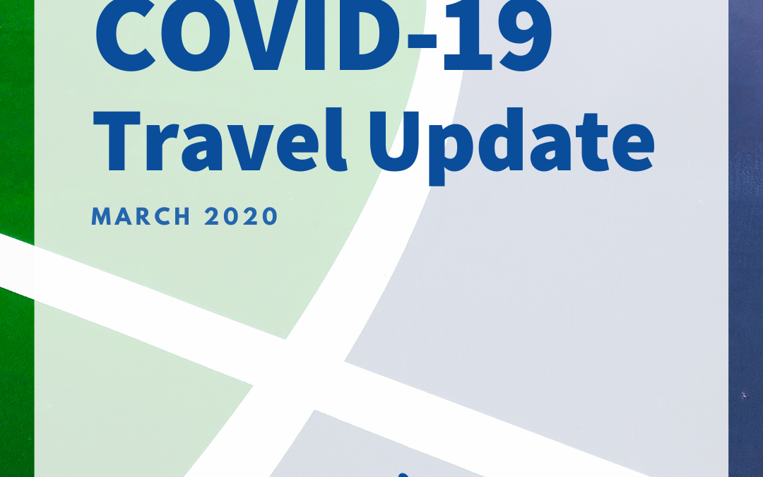 Edusport COVID-19 Travel Update