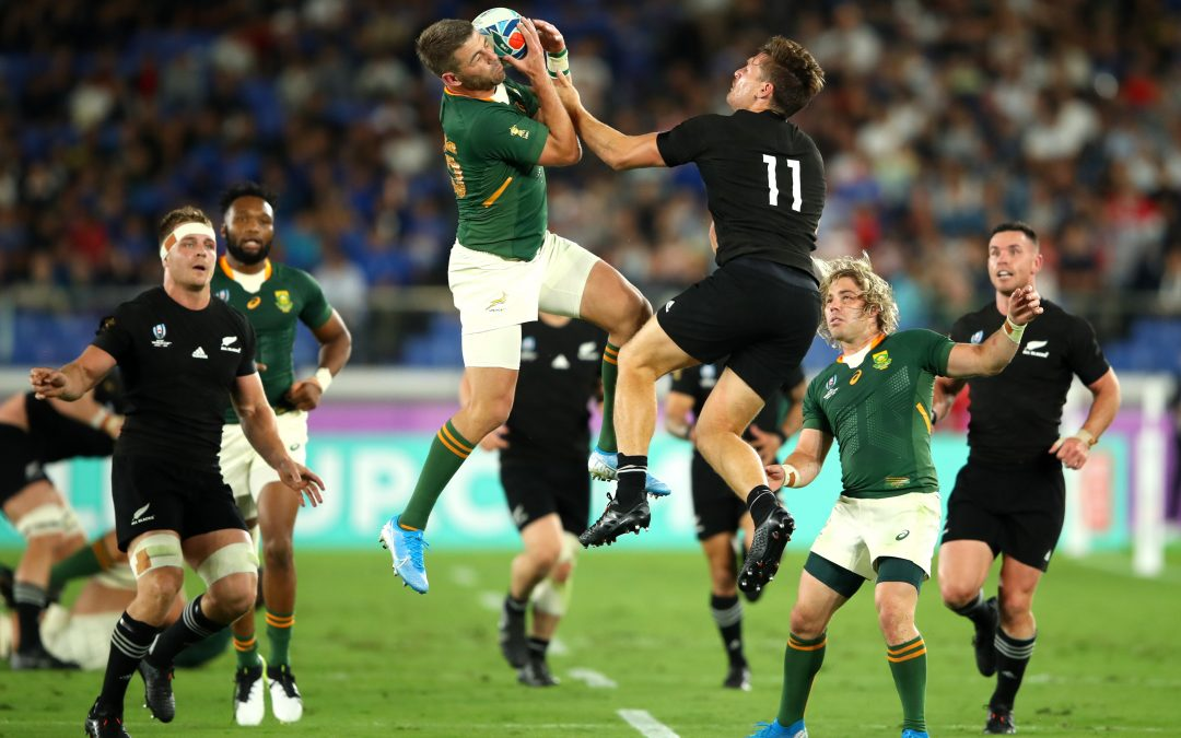 Springboks will Complete the Rugby Championship in Australia