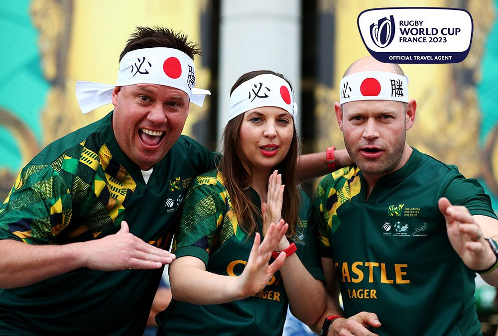 Rugby World Cup Wins for South Africa
